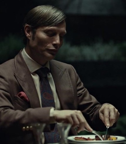 Hannibal Mads Mikkelsen| 12 Actors Who Always Play Villains | Brain Berries
