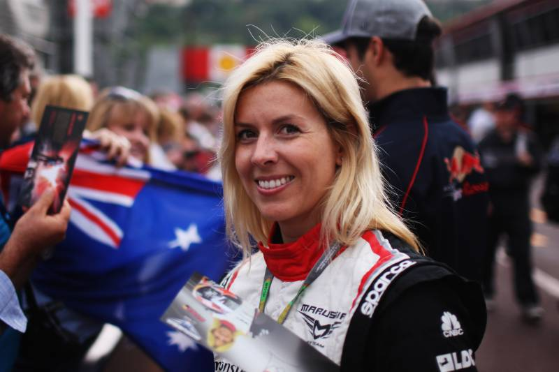 Maria de Villota | Top 10 Most Famous Female Racers of All Time | Brain Berries