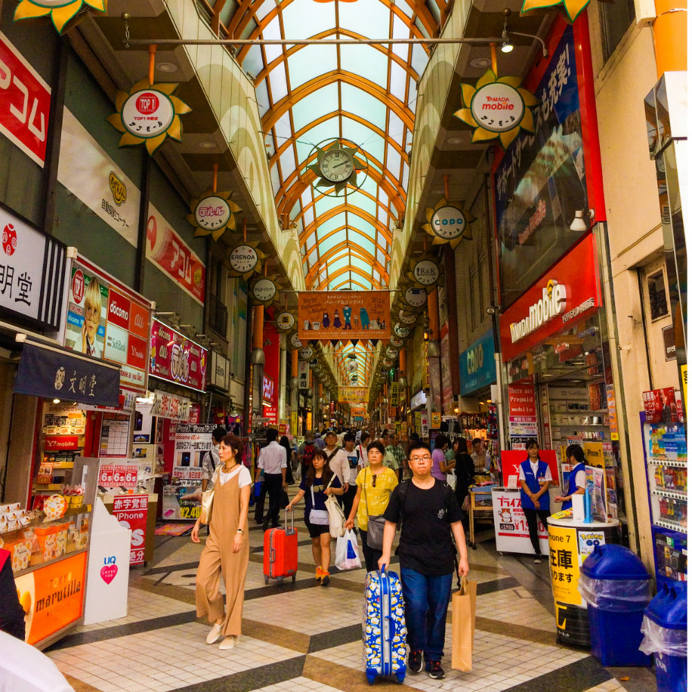Mega Shopping Arcades | 8 Insane Everyday Japanese Tech That make You Wish You Lived In Japan | Brain Berries