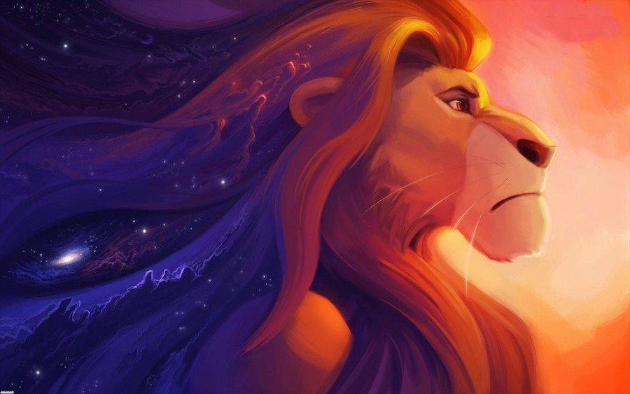 Mufasa | Top 10 Disney Male Role Models | Brain Berries
