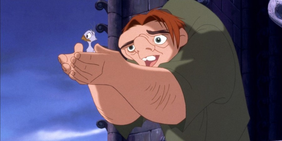 Quasimodo | Top 10 Disney Male Role Models | Brain Berries