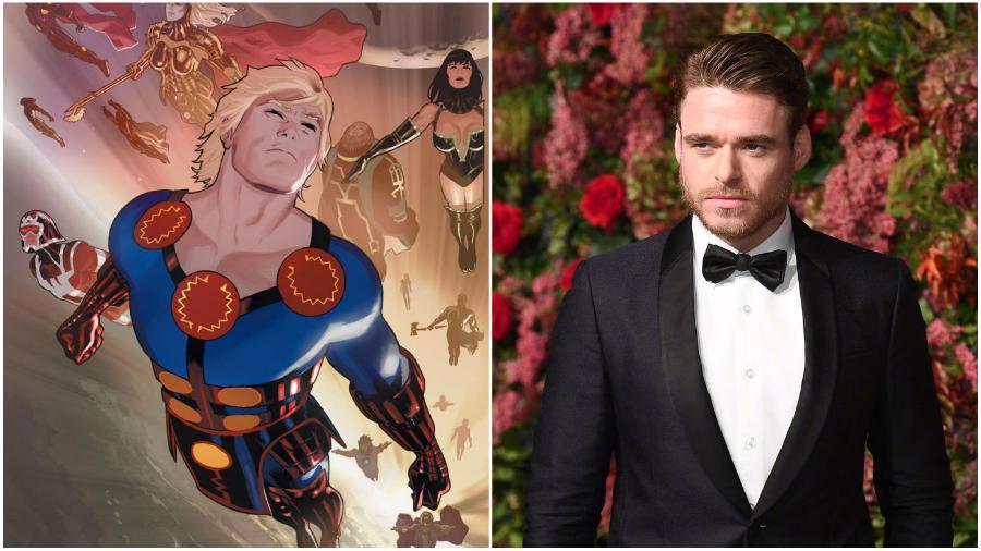 Richard Madden – Ikaris | 10 Actors To Join The Marvel Cinematic Universe | ZestRadar