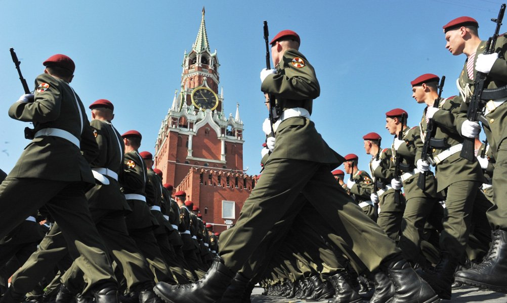 Russia | Top 10 Nations that are Most Difficult to Invade | Brain Berries