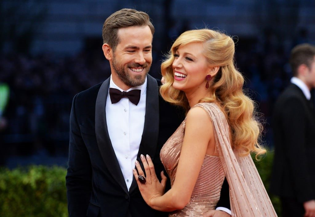 Ryan Reynolds  and Blake Lively | 10 Most Romantic Gestures Ever Done By Celebrities | Brain Berries