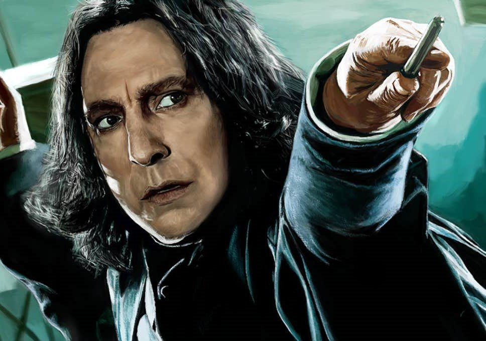 "Severus Snape – ""Harry Potter"" 