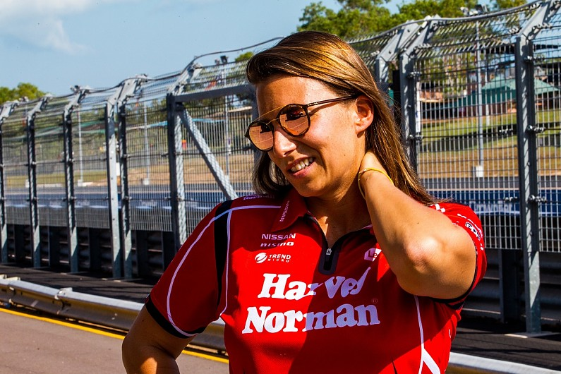 Simona de Silvestro | Top 10 Most Famous Female Racers of All Time | Brain Berries