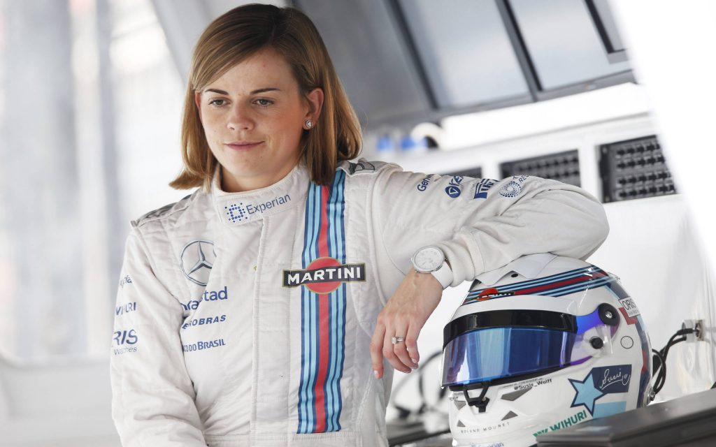 Susie Wolff | Top 10 Most Famous Female Racers of All Time | Brain Berries