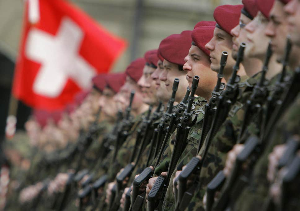 Switzerland | Top 10 Nations that are Most Difficult to Invade | Brain Berries