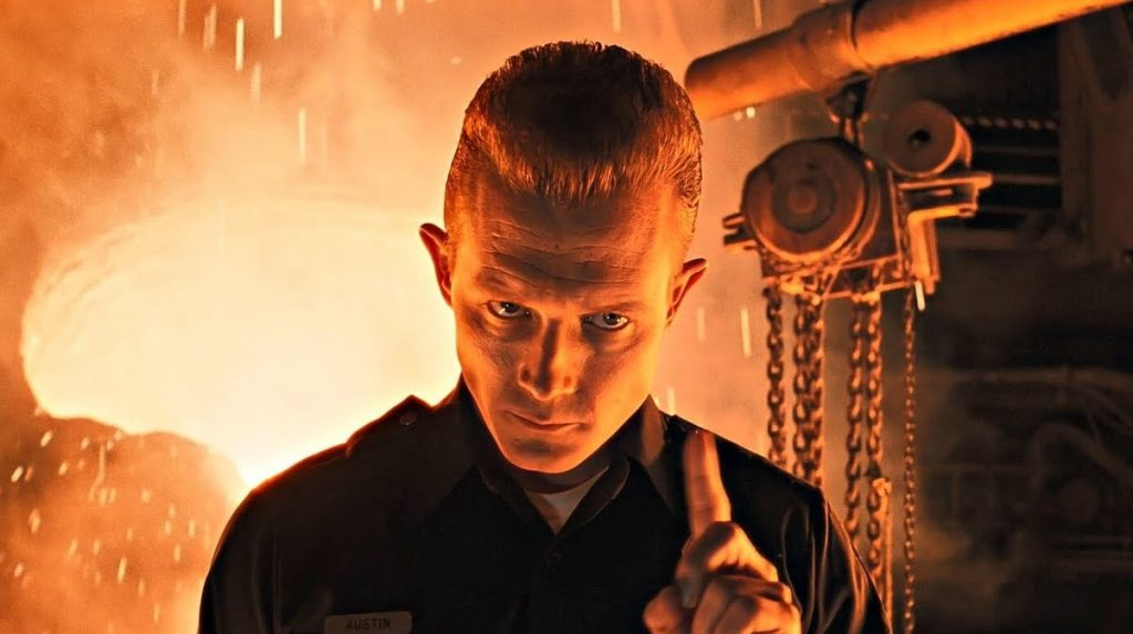 T-1000 –Terminator 2: Judgement Day | 9 Best Movie Robots of All Time | Brain Berries