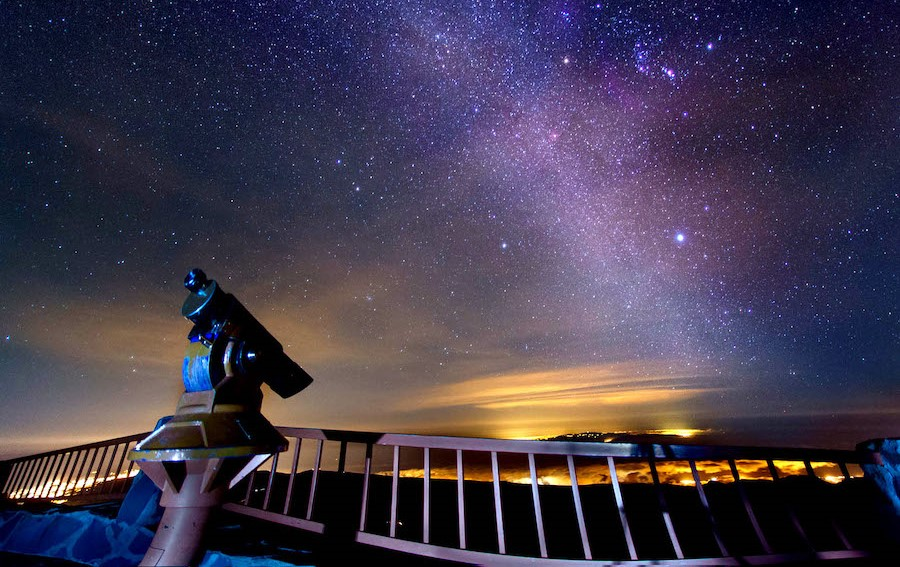 Tenerife | Contemplate Life at These 10 Stargazing Locations | Brain Berries