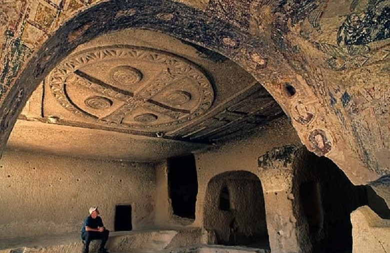 The Cave Churches of Goreme, Turkey | 17 Astonishingly Beautiful Cave Churches Around The World | Brain Berries