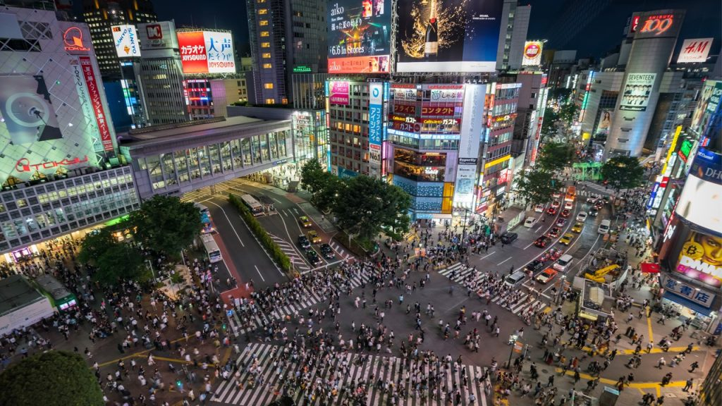 Tokyo, Japan | 10 Largest Cities in the World  | Brain Berries