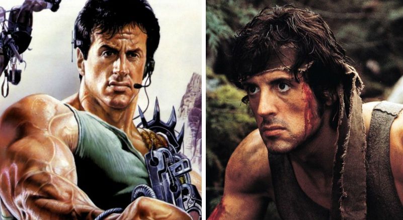 Top 8 Most Fun Sylvester Stallone Movies | Brain Berries