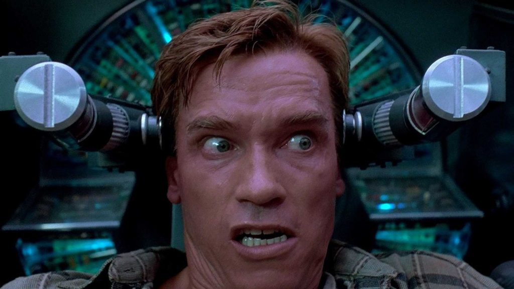 Total Recall | The 6 Best 90's Action Movies | Brain Berries