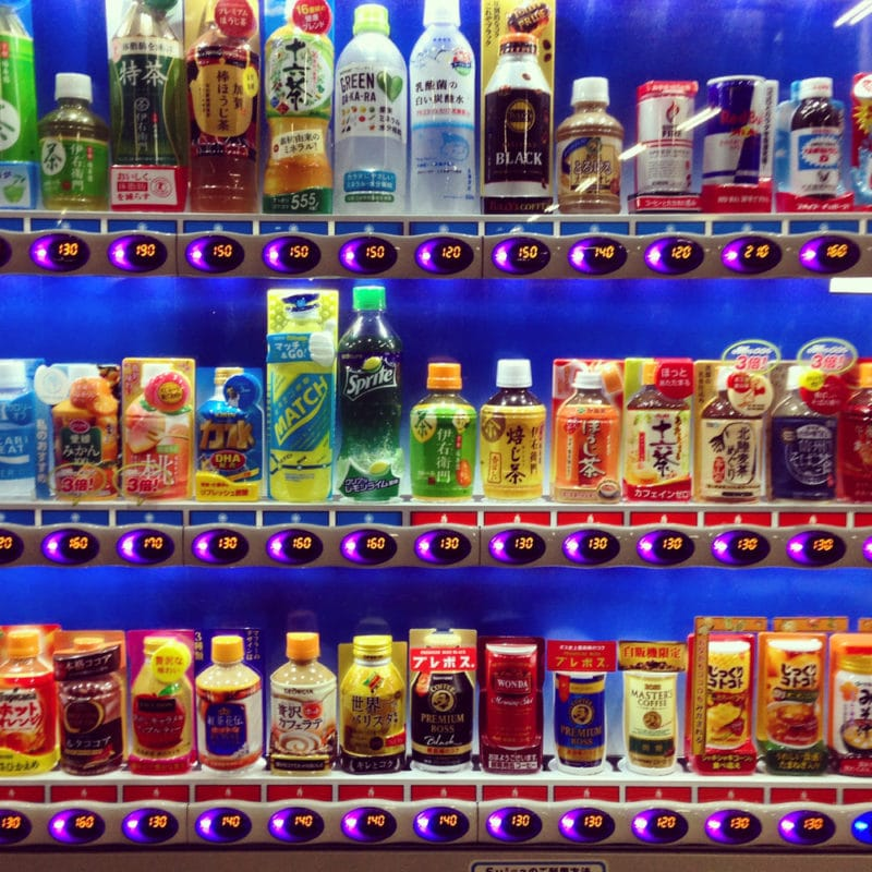 Wacky Vending Machines | 8 Insane Everyday Japanese Tech That make You Wish You Lived In Japan | Brain Berries