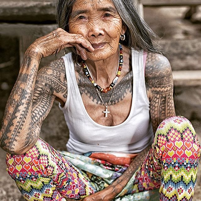Whang-od Oggay | 12 People Who Prove Age isn't a Problem | ZestRadar