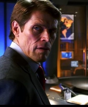 Willem Dafoe | 12 Actors Who Always Play Villains | Brain Berries
