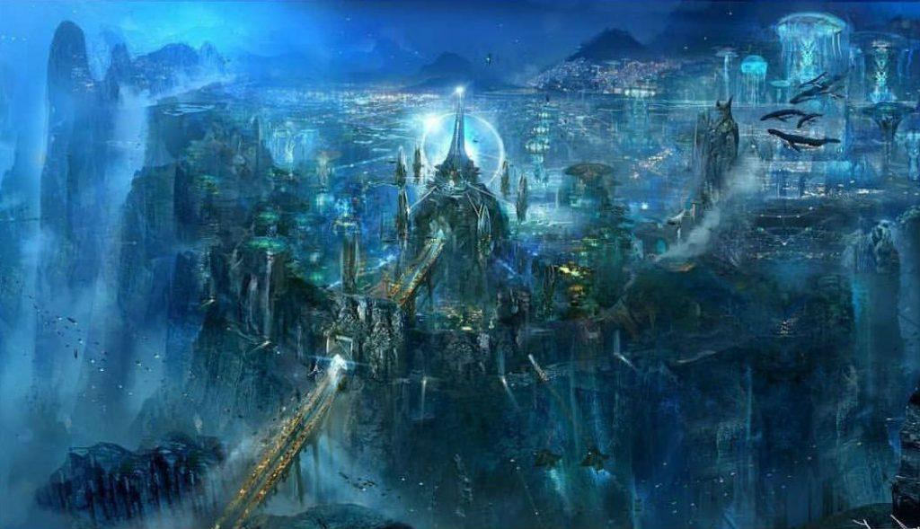 Атлантида #2  | 7 древних исчезнувших цивилизаций | ZestRadar