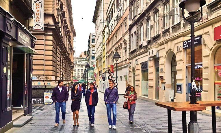 Белград | 10 городов Европы обязательных к посещению | ZesstRadar