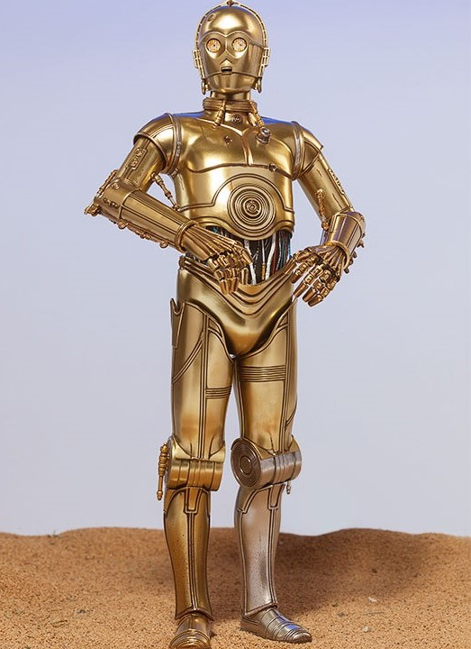 C-3PO –Star Wars | 9 Best Movie Robots of All Time | Brain Berries
