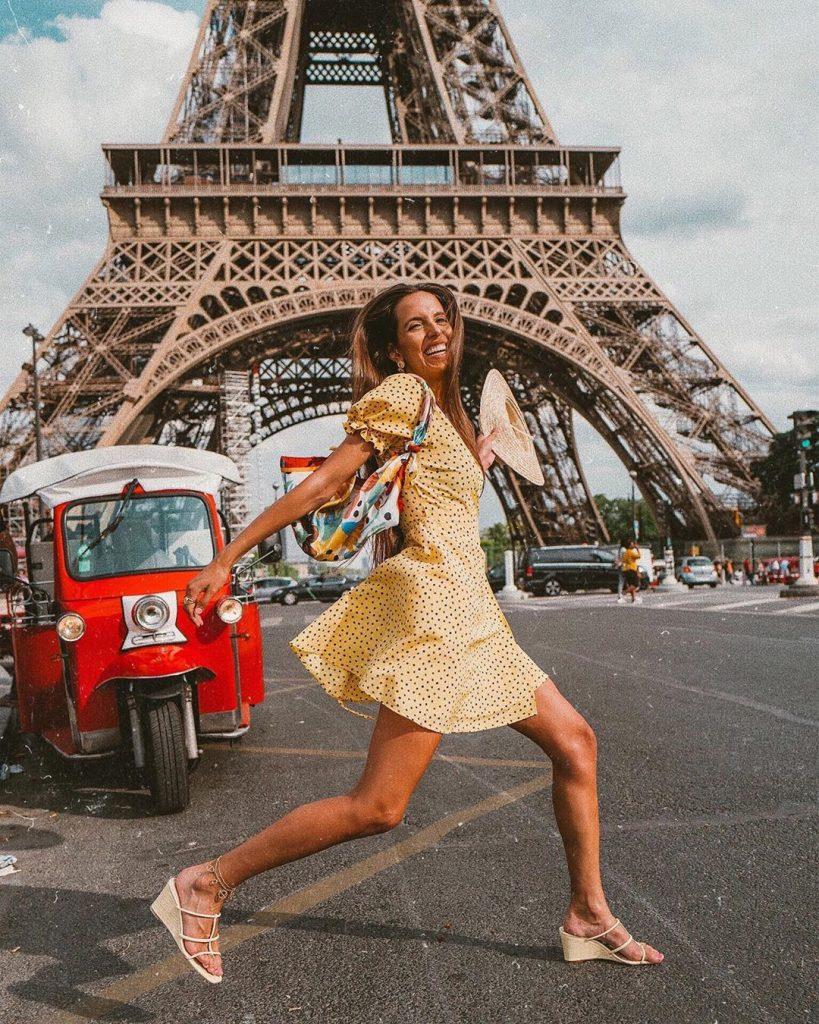 Эйфелева башня | 10 cамых инстаграмных мест в мире | BrainBerries