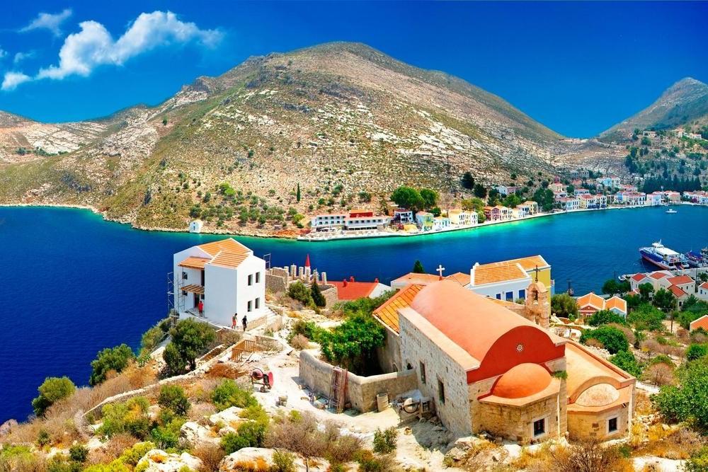 Халкидики | Не только Санторини: 10 самых красивых островов Греции | Brain Berries