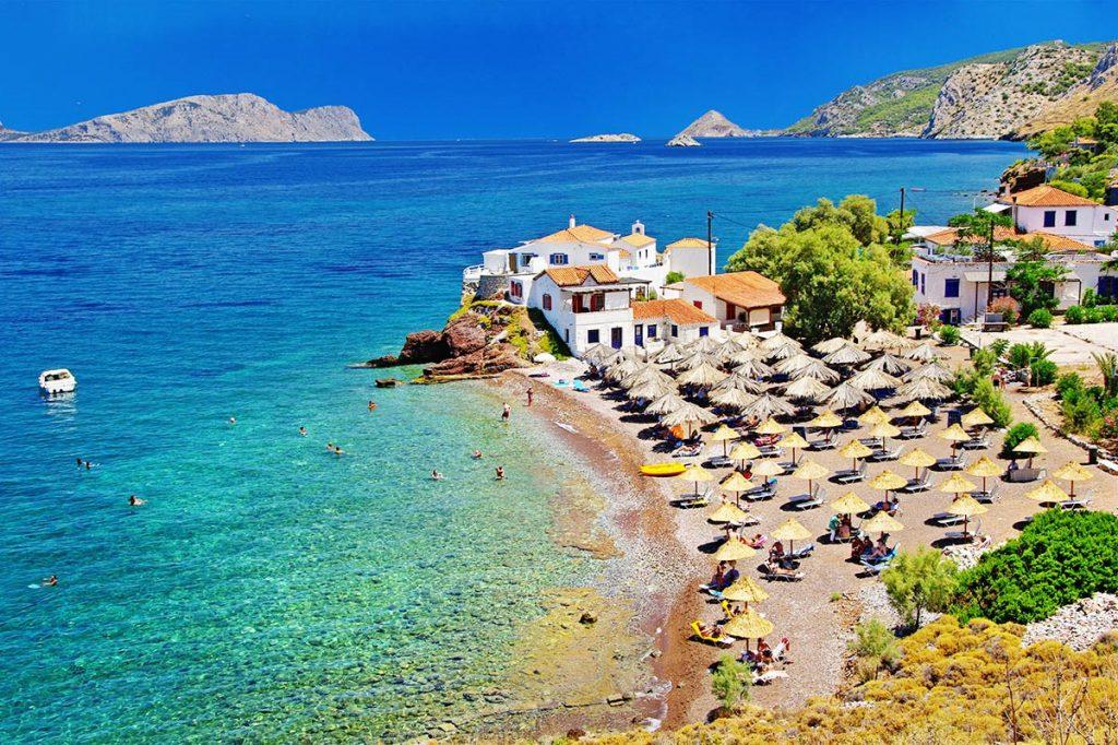 Идра | Не только Санторини: 10 самых красивых островов Греции | Brain Berries