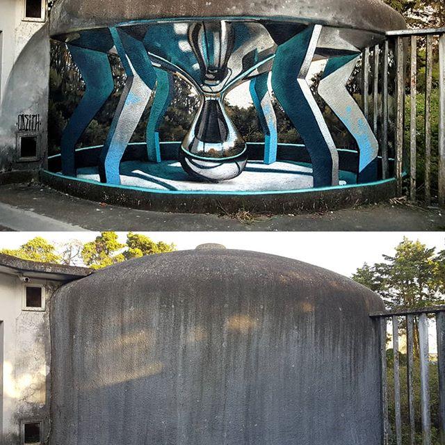 3D Street Art #2 | 10 Hyper-Realistic 3D Street Art By Odeith | Brain Berries
