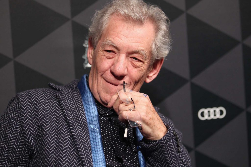 3. Ian McKellen | 9 Actors and Actresses Over 80 Who Are Still Fantastic | Brain Berries