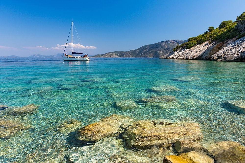 Итака | Не только Санторини: 10 самых красивых островов Греции | Brain Berries