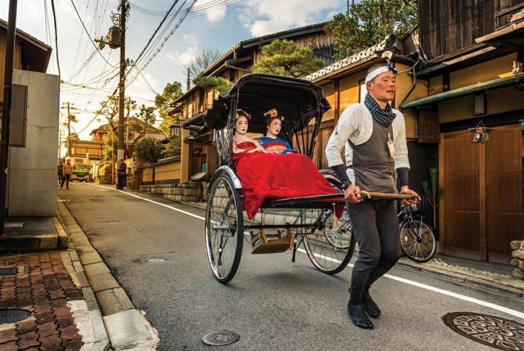 Квартал гейш | Киото – город, который стоит посетить хотя бы раз | Brain Berries