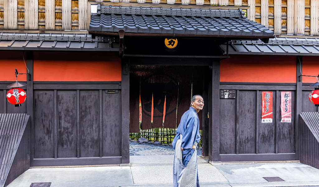Чайные дома | Киото – город, который стоит посетить хотя бы раз | Brain Berries