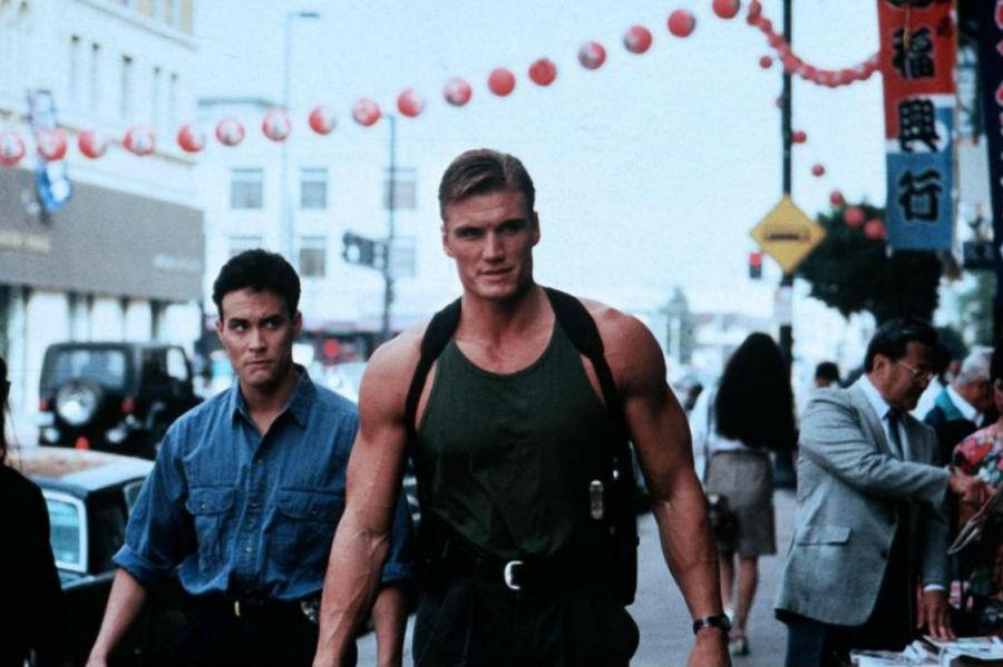 Разборки в маленьком Токио, 1991 | 10 роскошных боевиков нашей юности, которые можно пересматривать бесконечно | Brain Berries