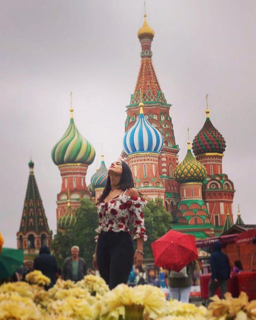 Красная площадь | 10 cамых инстаграмных мест в мире | BrainBerries