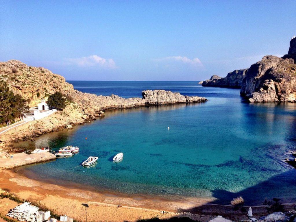 Родос | Не только Санторини: 10 самых красивых островов Греции | Brain Berries