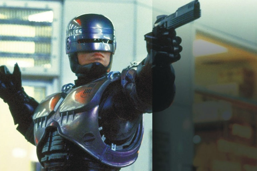 Робокоп, 1987 | 10 роскошных боевиков нашей юности, которые можно пересматривать бесконечно | Brain Berries