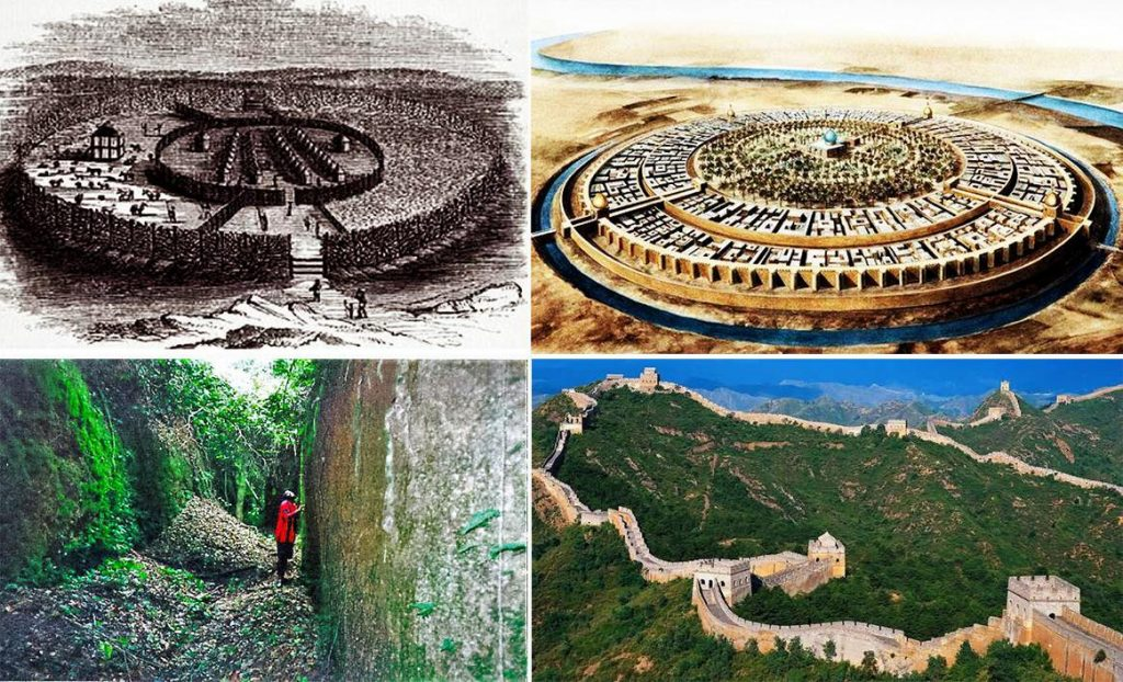 The Walls Of Benin >>> The Great Wall of China | What Secrets Is The Great Wall Of China Hiding? | Brain Berries