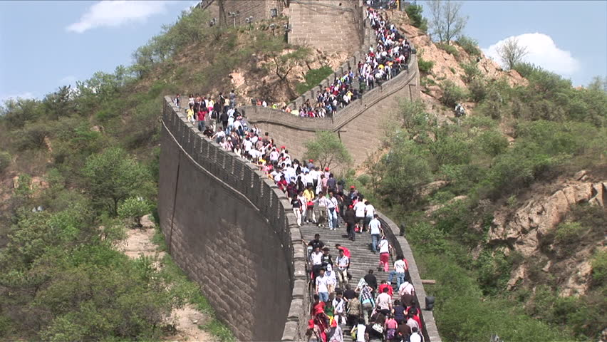 Tourists Are Destroying The Wall | What Secrets Is The Great Wall Of China Hiding? | Brain Berries