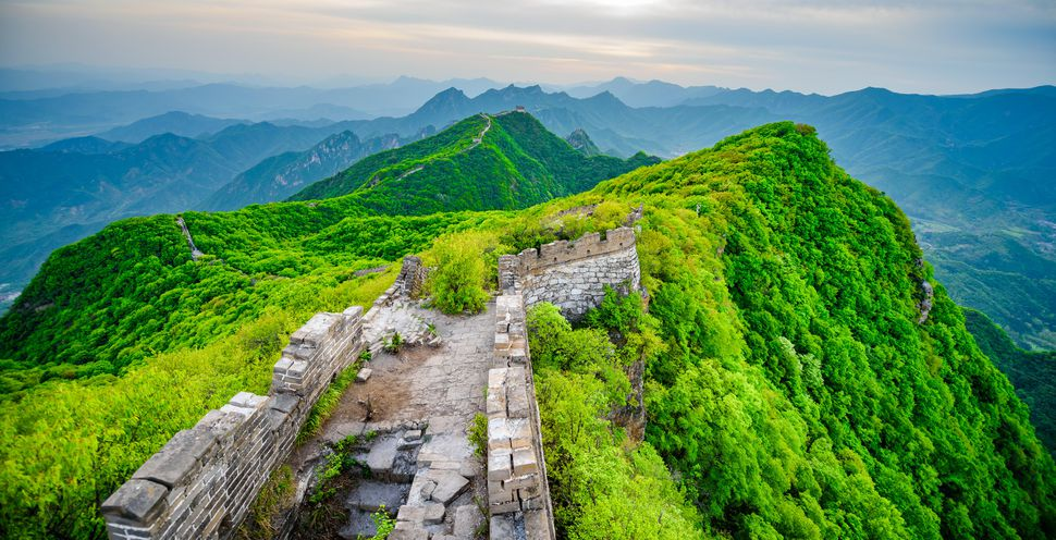 The Wall Did Not Work | What Secrets Is The Great Wall Of China Hiding? | Brain Berries