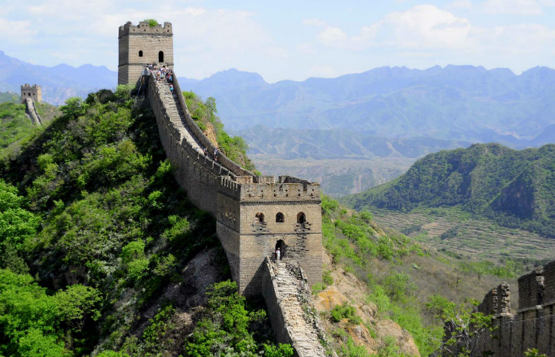 What Secrets Is The Great Wall Of China Hiding?   Brain Berries