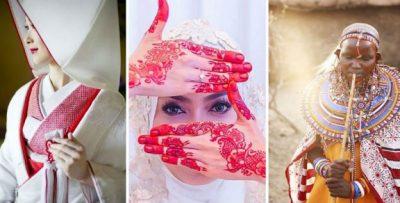Los Looks De Boda Más Impresionantes De Todo El Mundo | Brain Berries