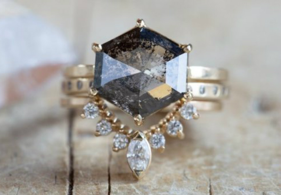Black diamonds | These Colored Diamonds Are The Most Expensive In The World | ZestRadar