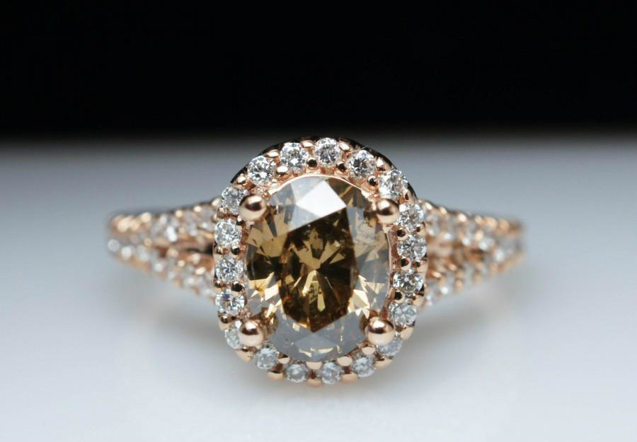 Brown diamonds | These Colored Diamonds Are The Most Expensive In The World | ZestRadar
