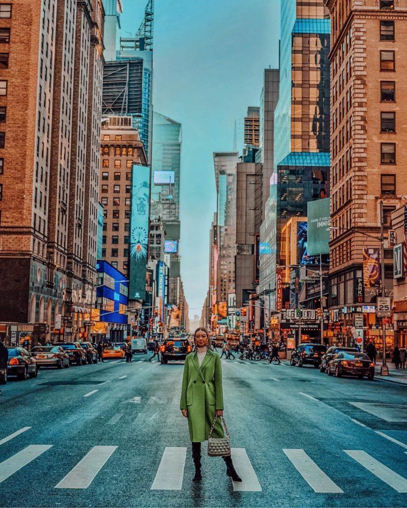 Таймс-сквер | 10 cамых инстаграмных мест в мире | BrainBerries