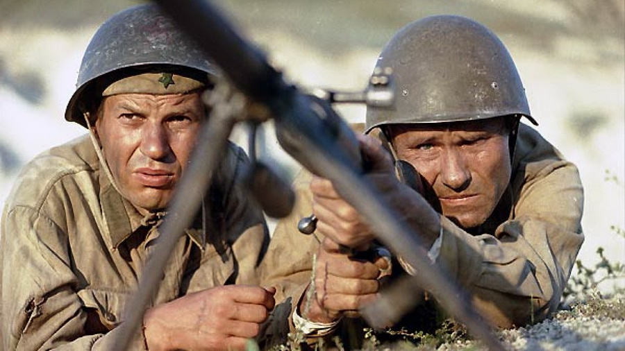 Они сражались за Родину | Топ-10 советских фильмов, которые должен посмотреть каждый  | ZestRadar