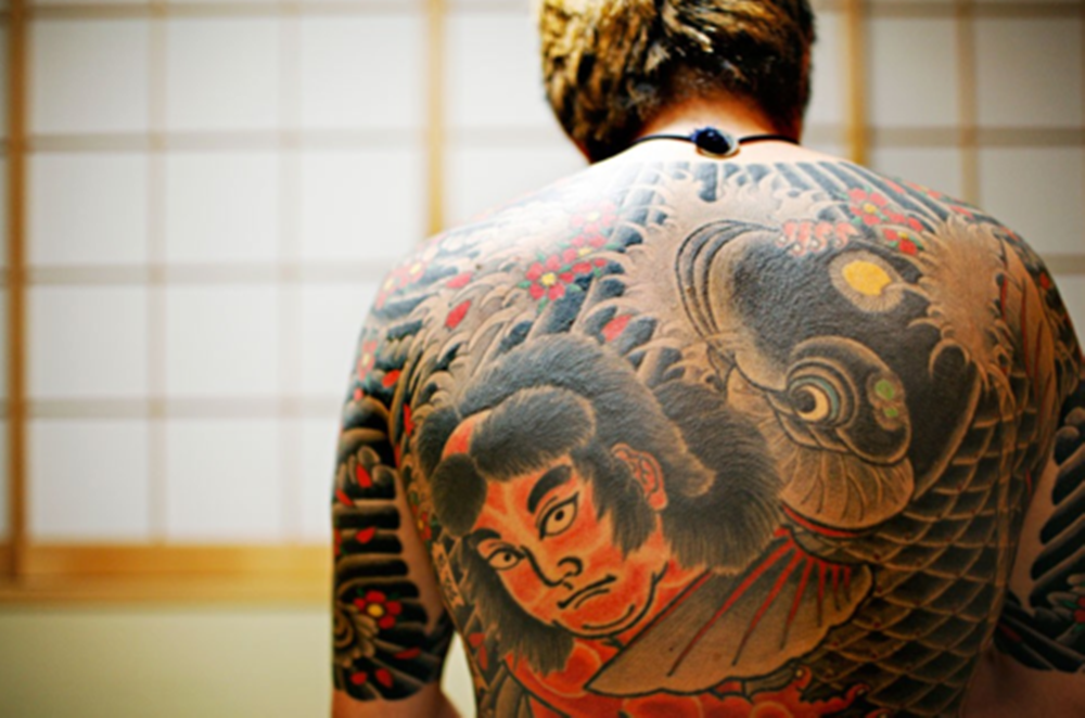Yakuza | 7 biggest and most famous crime syndicates in the world | Brain Berries