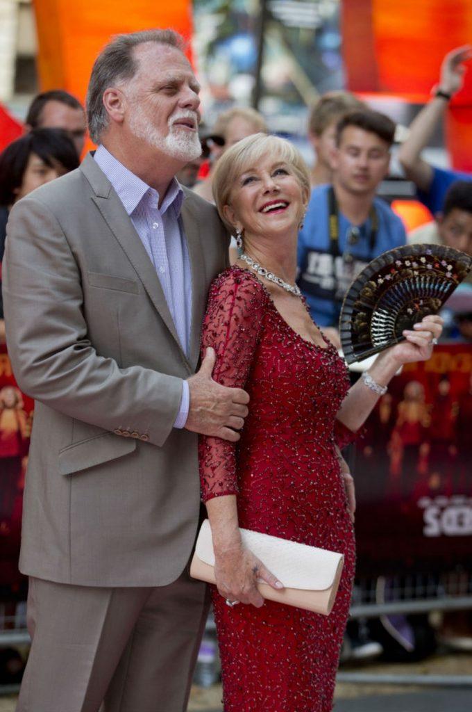 Хелен Миррен и Тэйлор Хэкфорд | Знаменитости, которые вступили в брак после 50 | Brain Berries