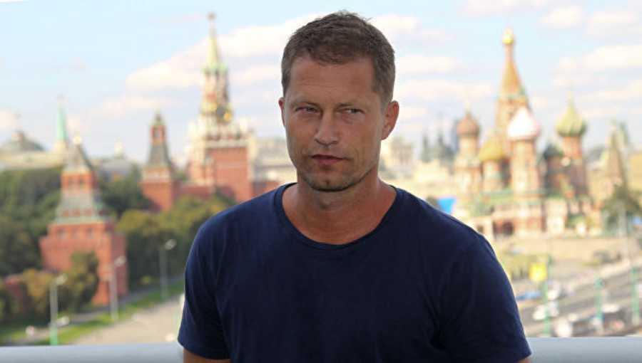 Тиль Швайгер    12 голливудских знаменитостей, которые влюблены в Россию   ZestRadar