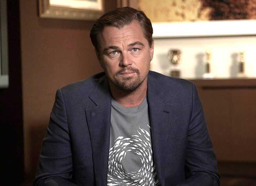 Леонардо Ди Каприо    12 голливудских знаменитостей, которые влюблены в Россию   ZestRadar