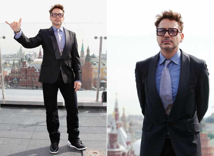 Роберт Дауни-младший |  12 голливудских знаменитостей, которые влюблены в Россию|  ZestRadar
